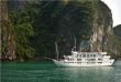 Du thuyền Việt được vinh danh trên thới giới