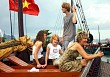 Tính đến tháng 11/2012 Quảng Ninh đã đón hơn 2,2 triệu khách quốc tế.