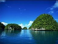 Đảo Ba Mùn và vườn Quốc gia Bái Tử Long