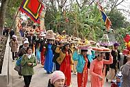 Độc Đáo Lễ Hội Nghè La - Quảng Yên