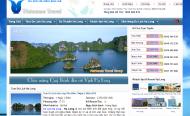 Giới thiệu về Trang Website halongsensetravel.com