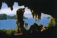 Hang Trinh Nữ - Hang Trống