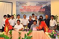 Ký Kết Hợp Tác Phát Triển Du Lịch Với Cục Du Lịch Phòng Thành Cảng, Quảng Tây