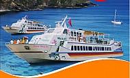 Tàu Cao Tốc Bến Bính - Cát Bà