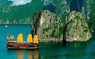 Vịnh Hạ Long Kỷ Niệm 20 Năm Được Unesco Công Nhận Là Di Sản Thiên Nhiên Thế Giới