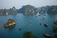 Vịnh Hạ Long Lọt Vào Top 8 Không Gian Xanh Châu Á