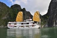 Tour Du Lịch Du Thuyền Hạ Long - Đảo Tuần Châu 3 Ngày 2 Đêm