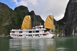 Du Thuyền Hạ Long - Đảo Tuần Châu 3 Ngày 2 Đêm