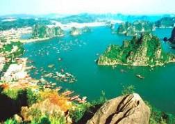 Tour du lịch biển hè tiêu biểu 2014 Hạ Long - Biển Bãi Cháy 2 Ngày 1 Đêm
