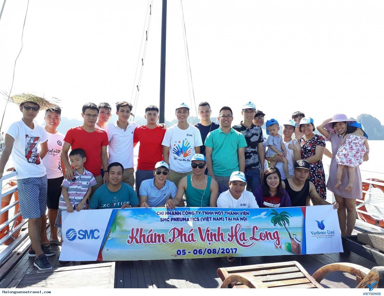 Du Lịch Hạ Long 1 Ngày: Hà Nội - Hạ Long - Hà Nội