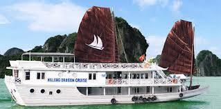 Tour Du lịch Hạ Long: Du Thuyền Dragon Hạ Long 2 Ngày 1 Đêm