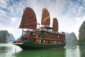 Tour Du Thuyen Ha Long Elizabeth Sail, Du Thuyền Elizabeth Sails