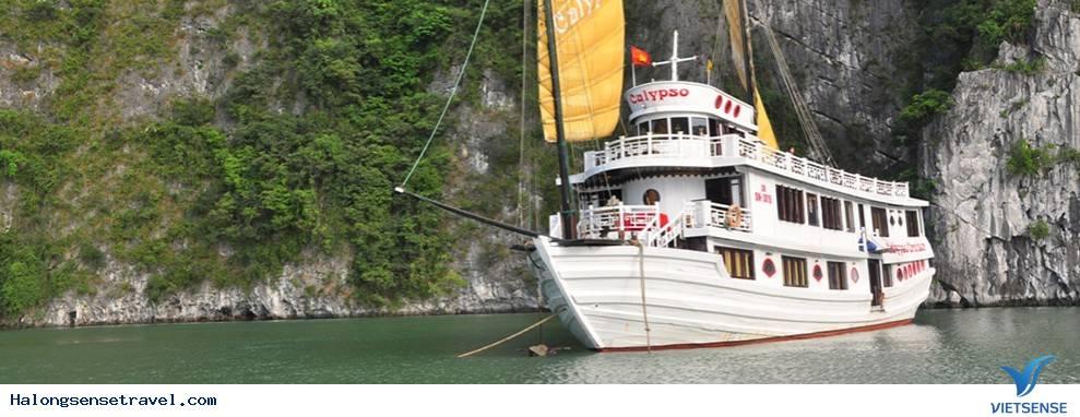Du Thuyền Hạ Long Calypso Cruiser 2 Ngày 1 Đêm,du thuyen ha long calypso cruiser 2 ngay 1 dem