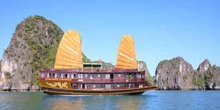 Tour Du Lich Ha Long: Du Thuyen Ha Long Galaxy 2 Ngay 1 Dem