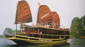 Du Thuyền Imperial Luxury  2 Ngày 1 Đêm Tuyệt Vời