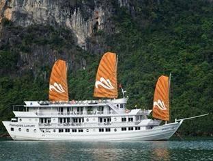 Du thuyền Paradise Luxury, Du Thuyen Paradise Luxury