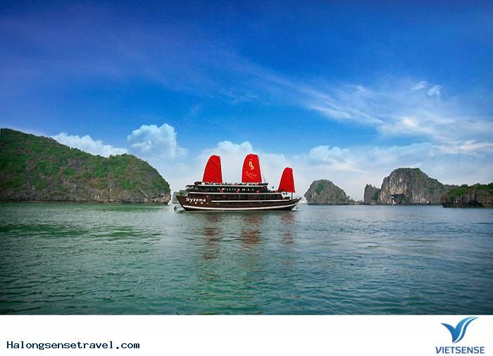 Du Thuyen Syrena Cruise, Du Thuyền Syrena 2 Ngày 1 Đêm