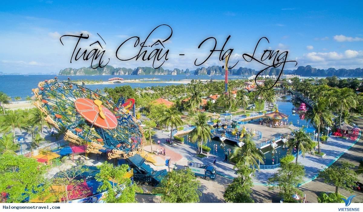 Giới Thiệu Du Lịch Đảo Tuần Châu Hạ Long