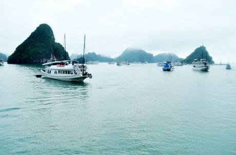 Hạ Long Tham Gia Hội Chợ Du Lịch Quốc Tế Việt Nam VITM 2014