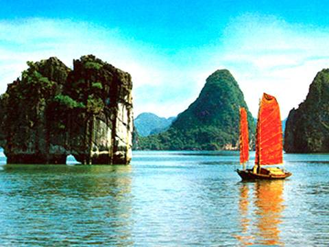 Khách châu Âu, Du lịch du thuyền Hạ long