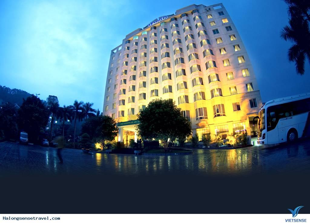 Khách Sạn StarCity Ha Long Bay Nâng Hạng 4 Sao