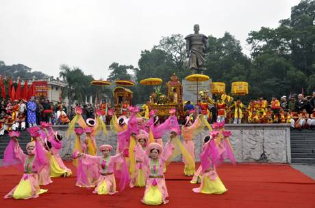 Lễ hội đền Cửa Ông, Le Hoi Den Cua Ong