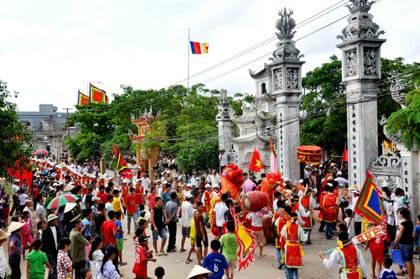 Lễ hội Quan Lạn, Le Hoi Quan Lan