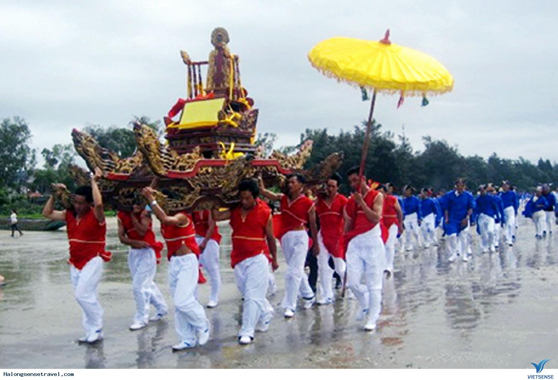 Lễ Hội Trà Cổ, Le Hoi Den Tra Co