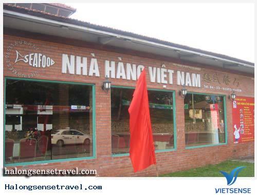 Nhà Hàng Việt Nam, Nha Hang Viet Nam