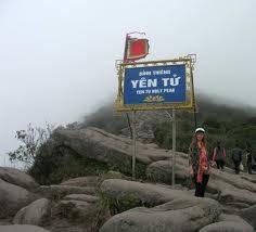 Núi Yên Tử, Nui Yen Tu