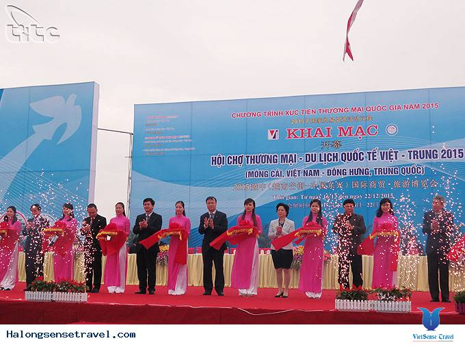 Quảng Ninh tổ chức Hội chợ Thương mại du lịch quốc tế Việt Trung 2015