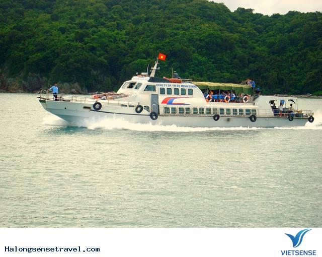 Tàu Cao Tốc Vân Đồn Cô Tô, Tau Cao Toc Van Don Co To