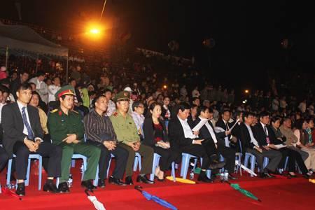Tổng Duyệt Chương Trình Mít Tinh Kỷ Niệm 50 Năm Thành Lập Tỉnh Quảng Ninh