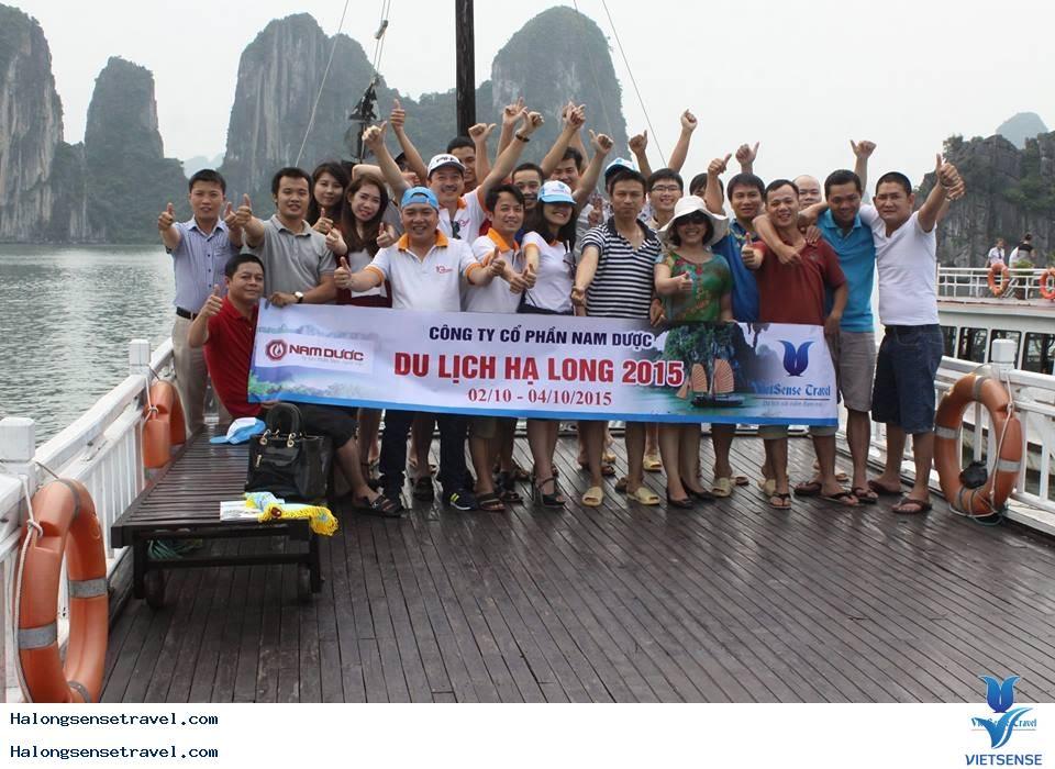 Tour Du Lịch Hạ Long - Cát Bà Từ Hà Nội - 3 Ngày 2 Đêm