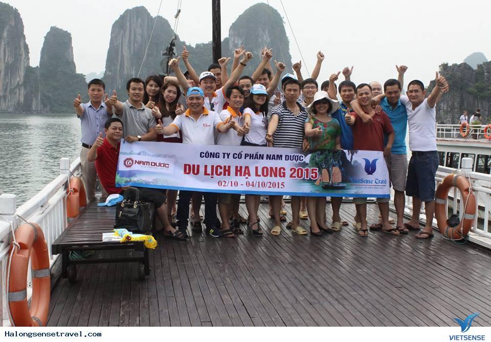 Tour Du Lịch Hạ Long 2 Ngày 1 Đêm: Hà Long - Hà Nội - Tuần Châu