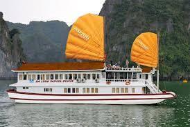 Tour Du lich Ha Long: Du Thuyen Papaya 2 Ngay 1 Dem