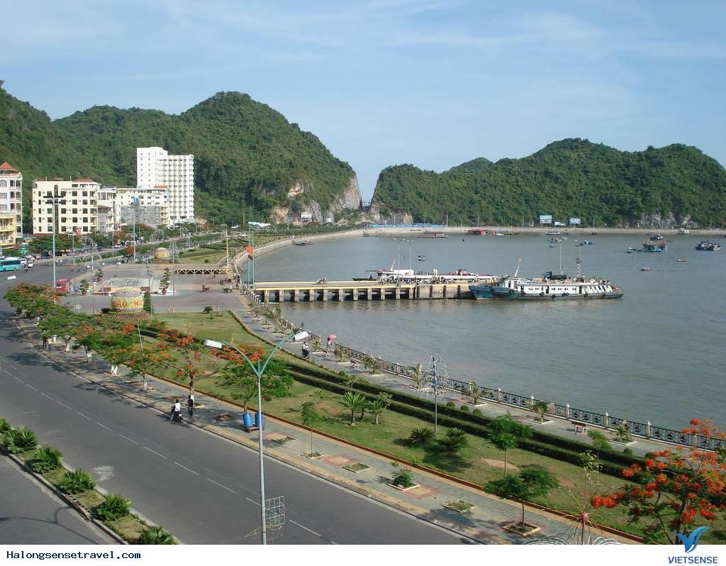 Tour Du Lịch Ha Long: Sài Gòn Hạ Long Đảo Cát Bà 4 Ngày 3 Đêm