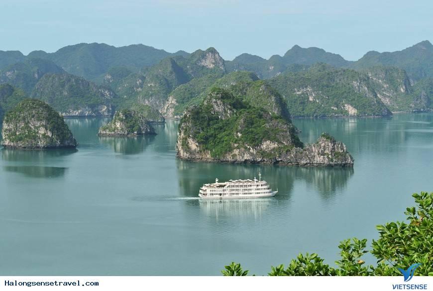 Tour Du Thuyền Âu Cơ Hạ Long 3 Ngày 2 Đêm